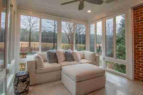 modern sunroom additions