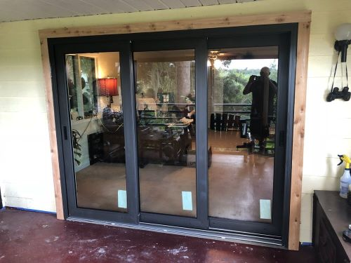 Bi-fold and Multi-Slide Patio Door Installations