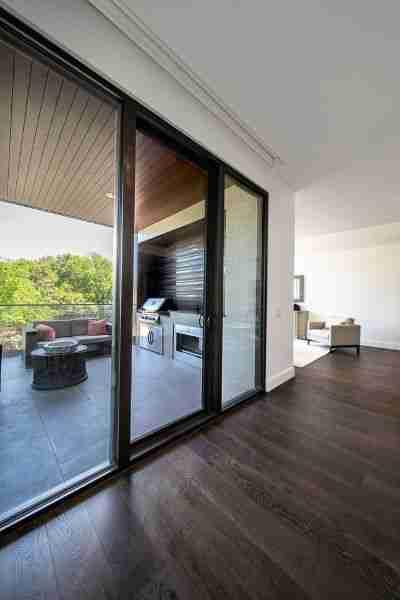sliding patio door upgrades and installation