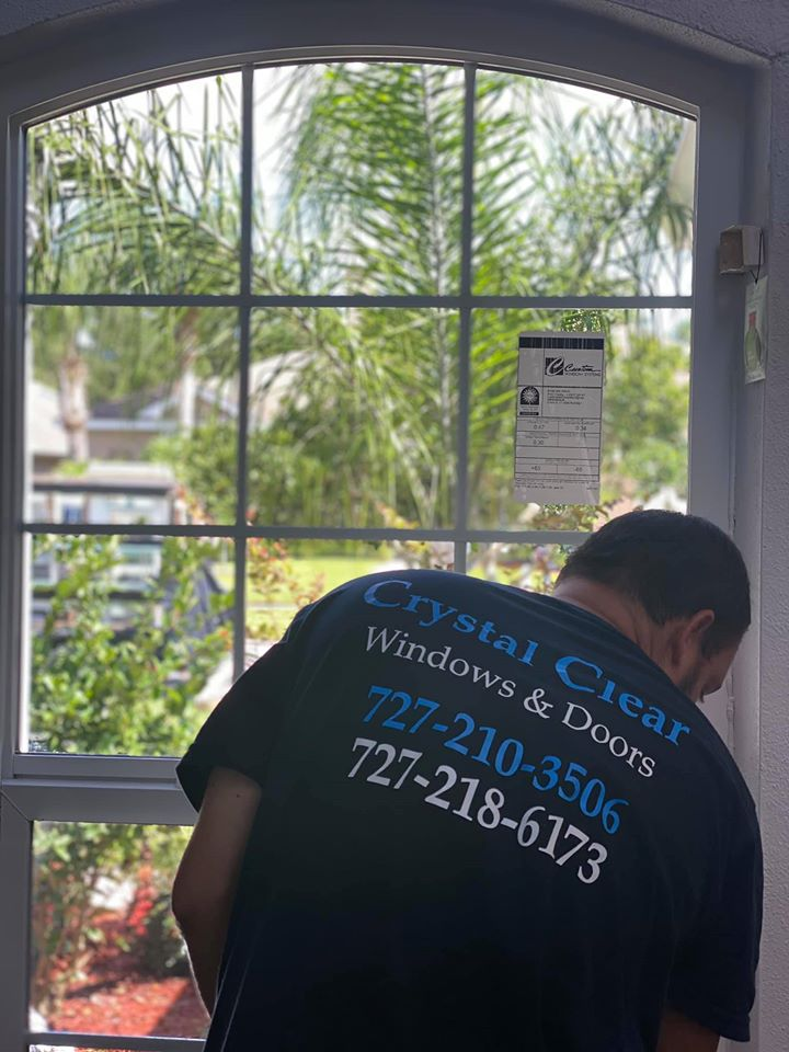 impact window installation in Clearwater FL
