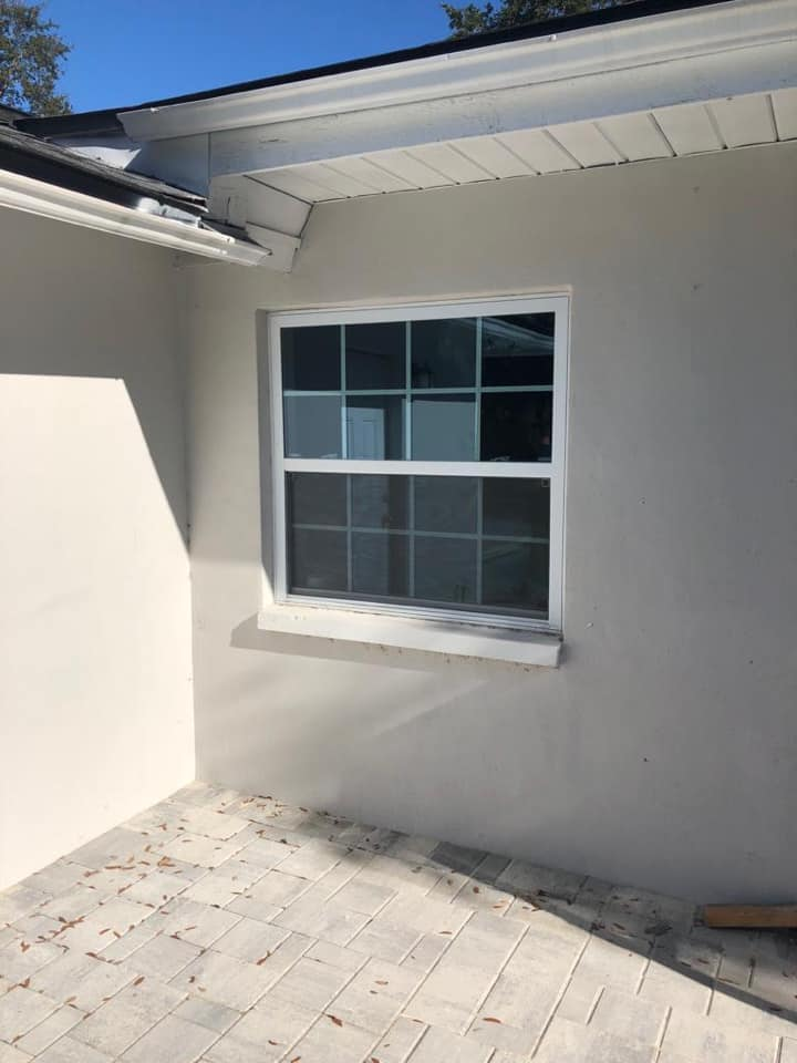 high impact window replacement