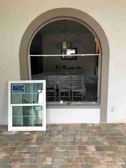 PGT WinGuard impact window installation Florida