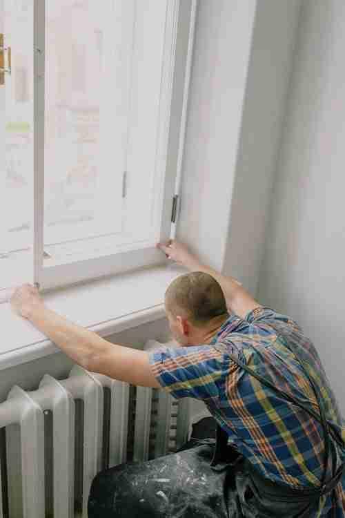 home window replacement installer