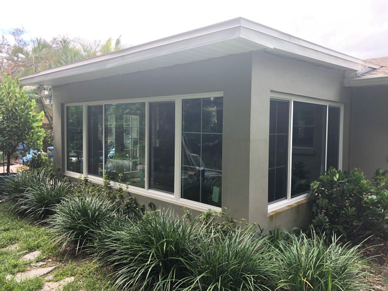window replacement contractor after project picture