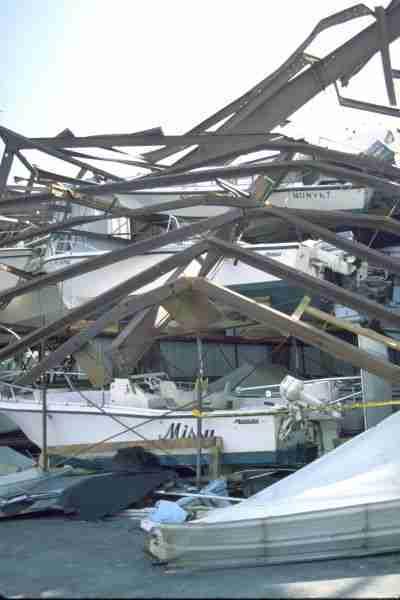 hurricane Andrew FEMA 1992