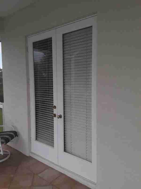 sliding glass patio door maintenance
